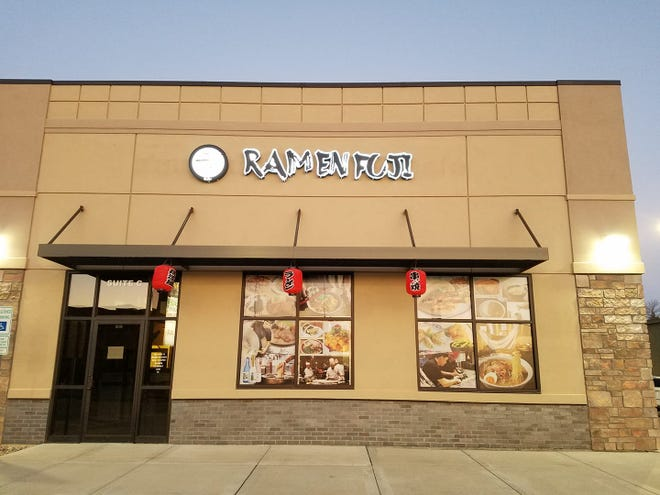 Ramen Fuji, located at 2300 S. Minnesota Ave. in Sioux Falls.