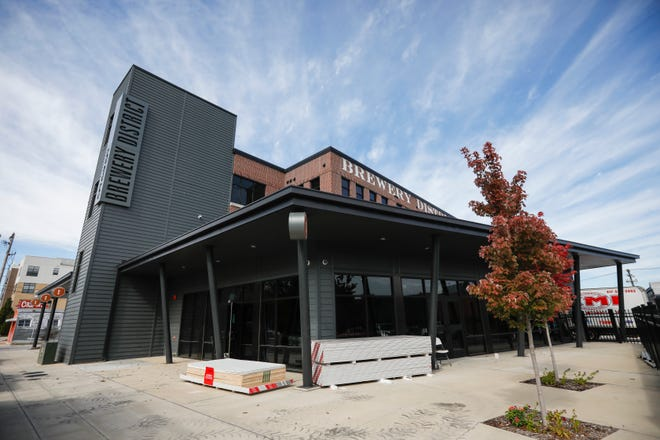 Frank'n' Steins, a hot dog restaurant, is expected to open in early November 2018, said owner John Chace. It's located in the Brewery District Flats building at 535 W. Walnut St., near Springfield Brewing Company.