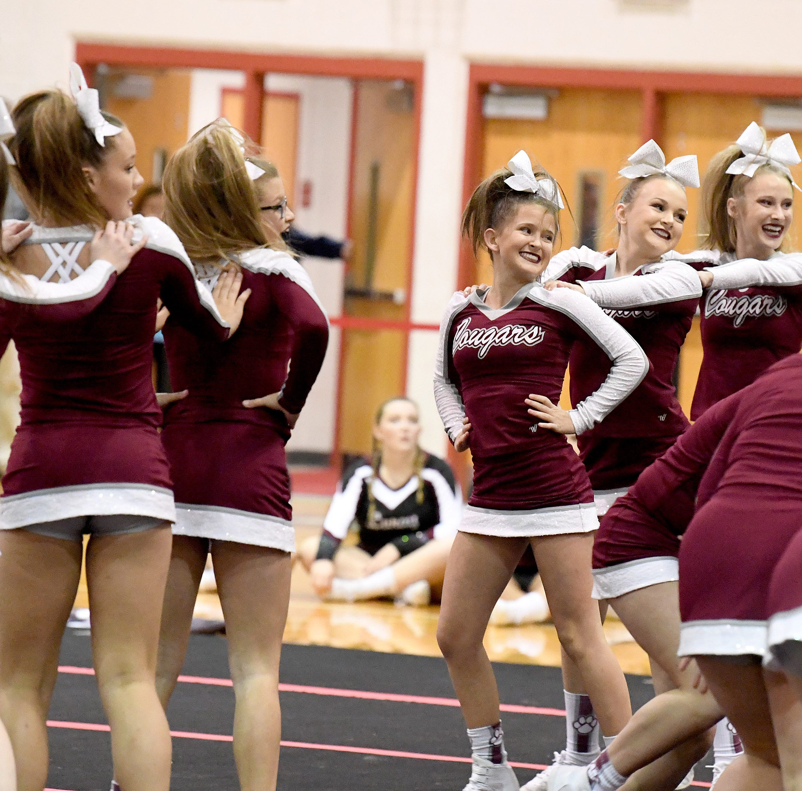 Video: Stuarts Draft cheer earns another Shenandoah District title