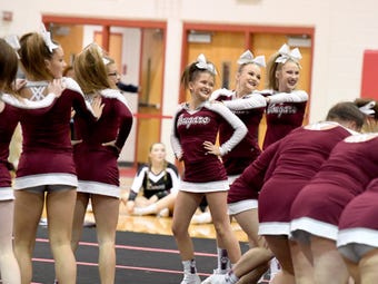 The defending VHSL Class 2 state champs put together two impressive performances to beat out East Rockingham, Luray, Page County and Robert E. Lee.