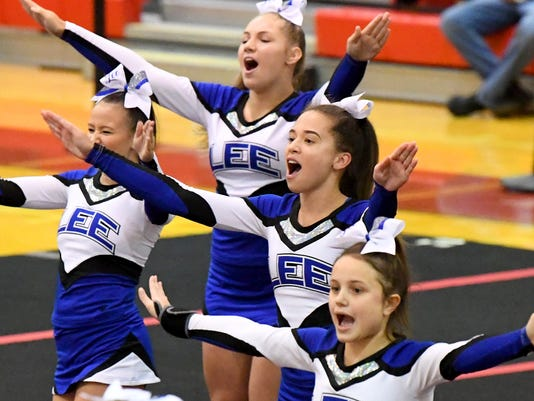 Shenandoah District Cheer Championships