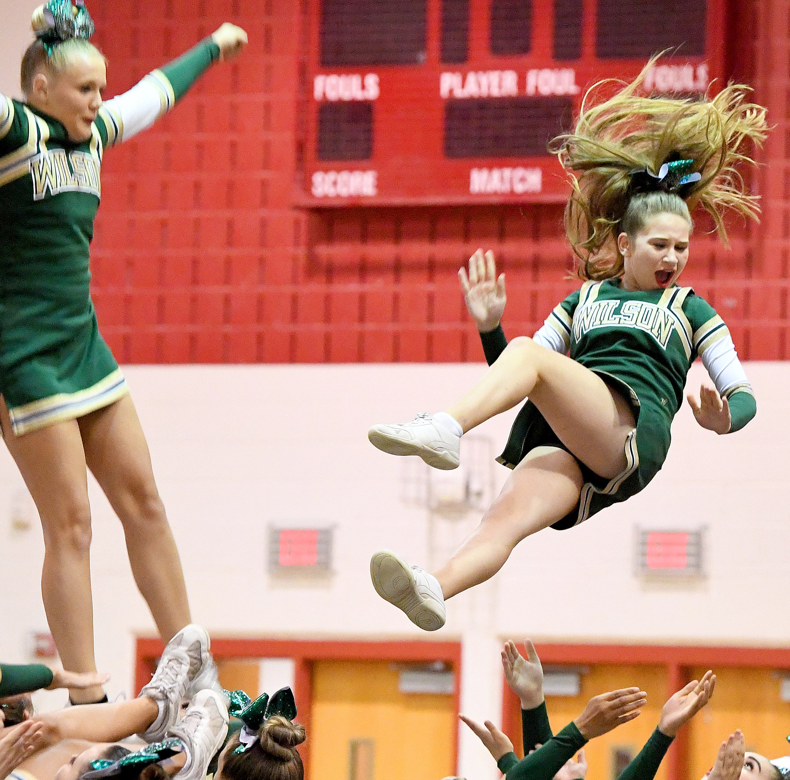 Photos: Shenandoah District Cheer Championships