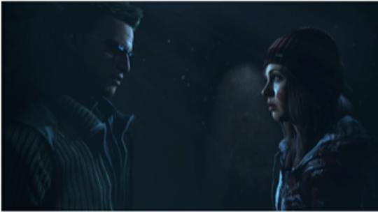 """In """"Until Dawn,"""" the gamer plays all of the characters in turn."""