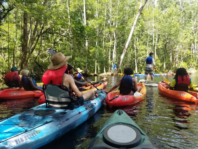 Tallahassee Adventure Club teaches children and young adults how to empower themselves by reconnecting with nature.