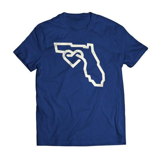 Hurricane Michael relief T-shirt