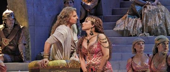 "It's ""Samson and Delilah."" Sort of."