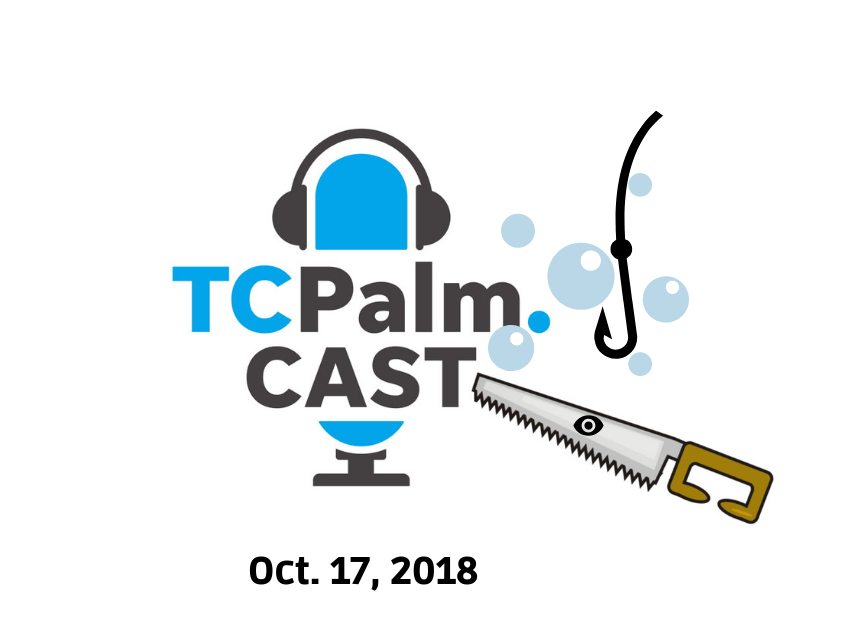 TCPalmCAST | Oct. 17: Yes, there's an International Sawfish Day; uber toxic red tide and more on today's podcast