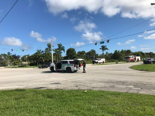 A motorcyclist died after a crash about 3 p.m. Tuesday, Oct. 16, 2018, at Indian River Boulevard and Eighth Street south of Vero Beach, a Florida Highway Patrol official said.