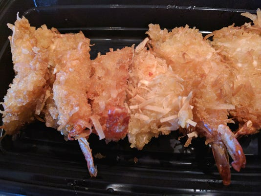 2ume Coconut Shrimp Renne