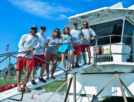 Centennial With The Lifeguards
