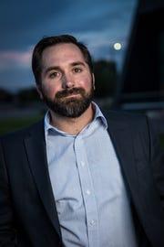 Jason Osborne, candidate for District 5