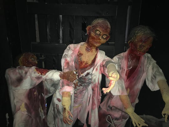 The Haunted Houses of Terror, at 13900 Montana Ave., will be open weekends through Oct. 31.