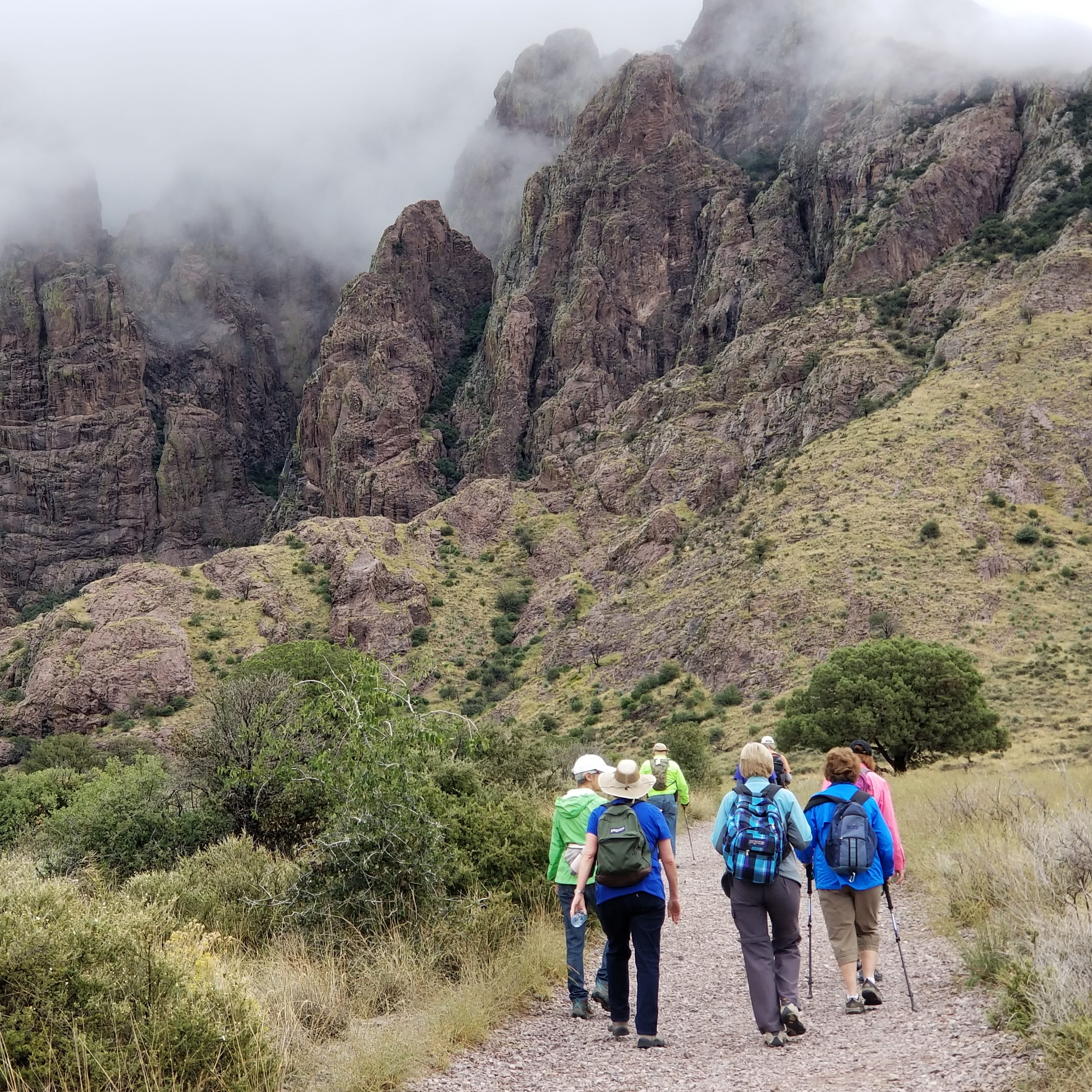 Go hiking and earn prizes for a good cause when you join the Soroptimist Challenge