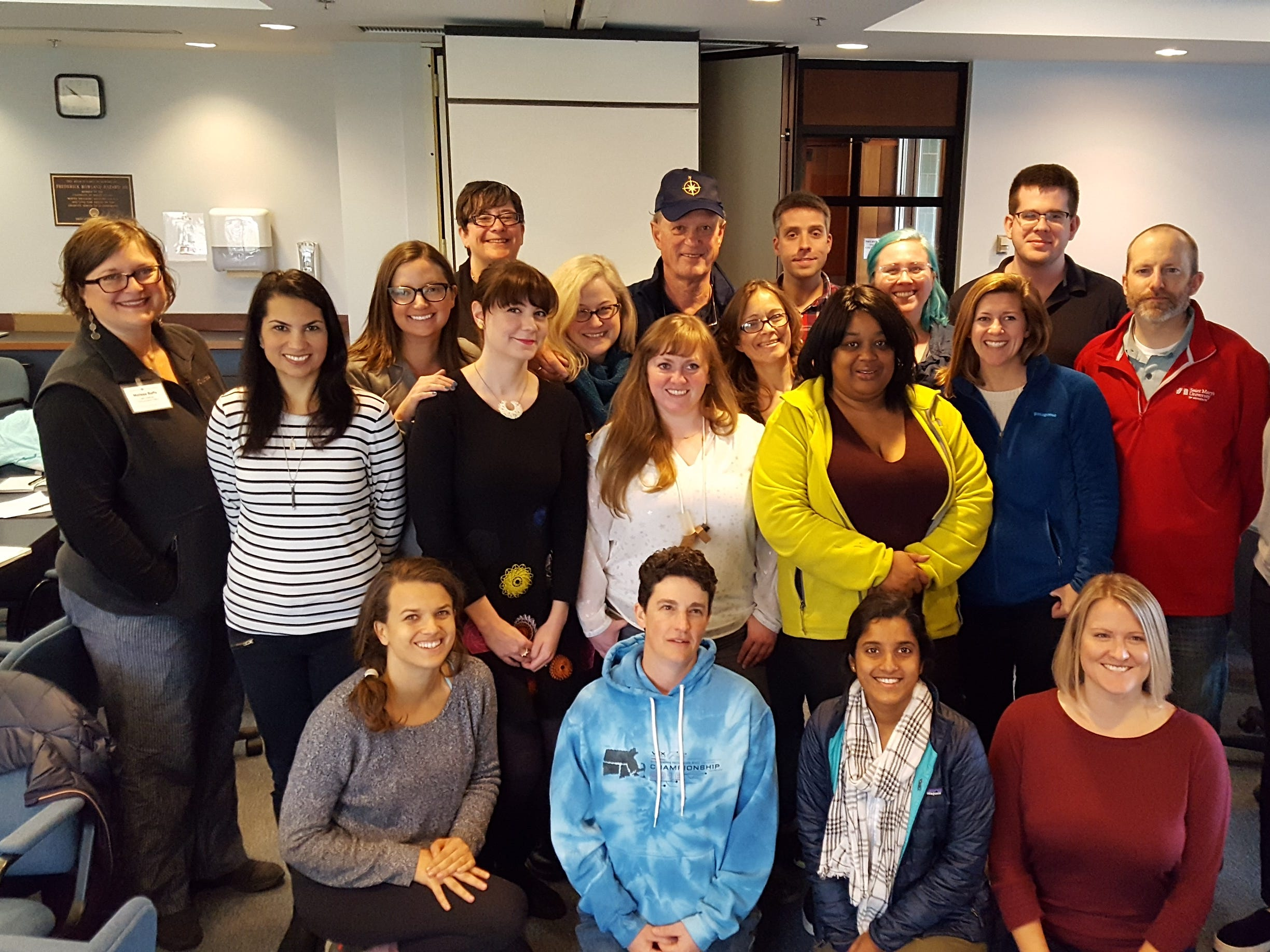 Science communication fellows are formal and informal educators chosen during a competitive application process. This year, 17 fellows are leading communication efforts throughout the second-longest exploration season in Nautilus history.