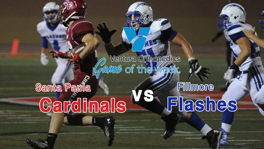Game of the Week: Santa Paula vs Fillmore