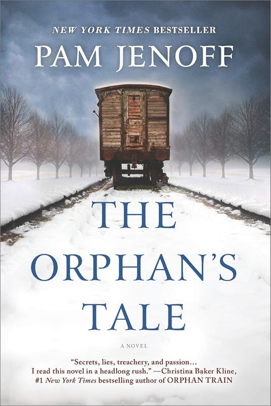 Orphanstale Cover
