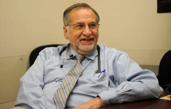 Dr. David Kaufman tells The Daily Journal what it means to be named Inspira Doctor of the Year.
