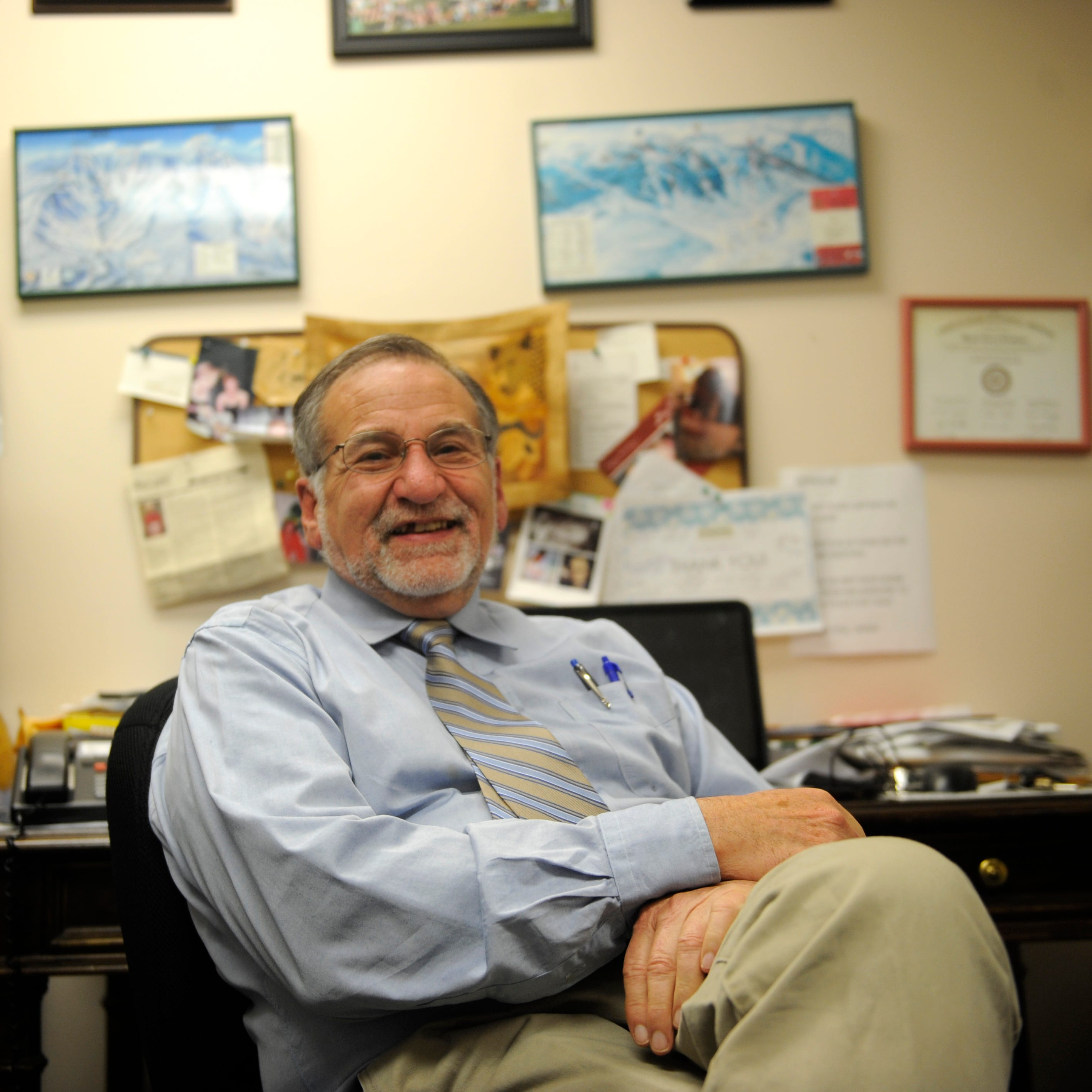 Dr. David Kaufman named Inspira Doctor of the Year