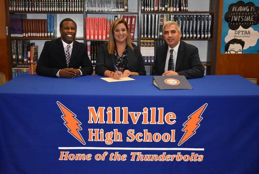Millville High And Ccc