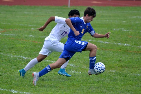 Eugene Palau of Ardsley has been a big part of the Panthers' current 12-game winning streak and was voted lohud boys soccer player of the week after helping to capture the program's first league title since 2001.