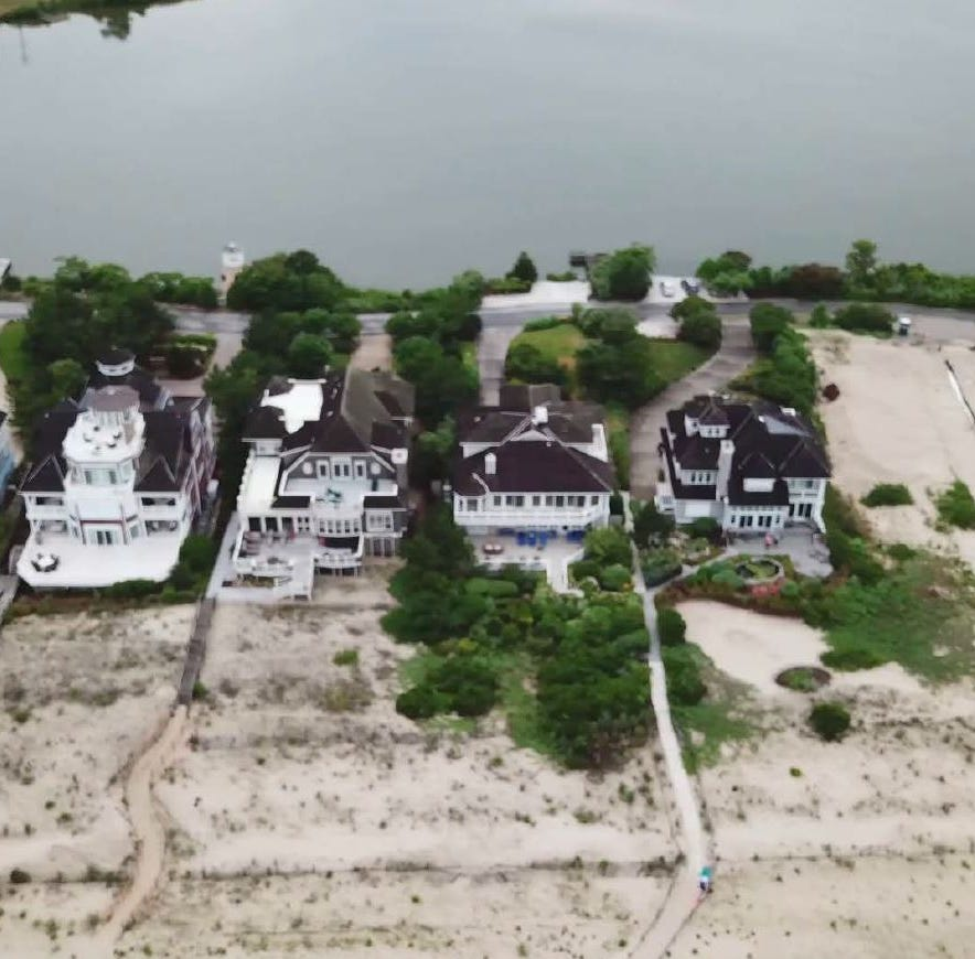 How neighbors are fighting Capano's Rehoboth beachfront mansion plans