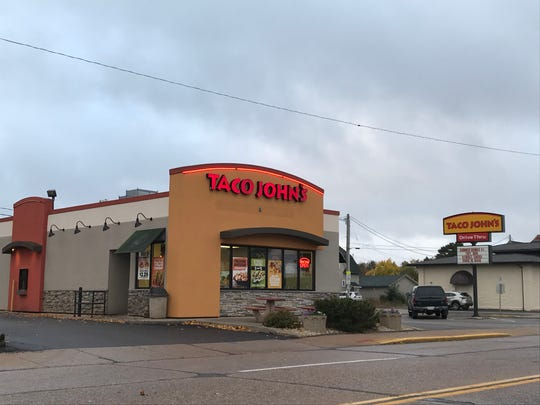 Taco John's, 610 E. Grand Ave. in Wisconsin Rapids