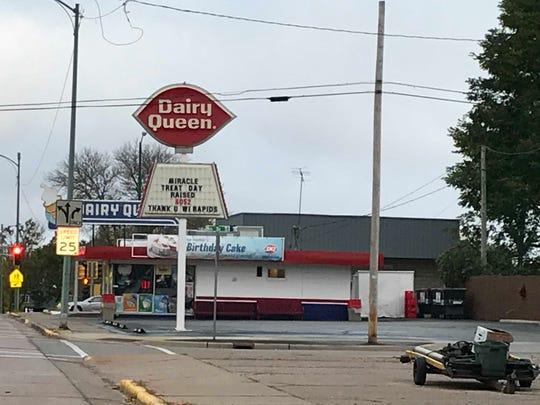 Dairy Queen, 551 E. Grand Ave. in Wisconsin Rapids