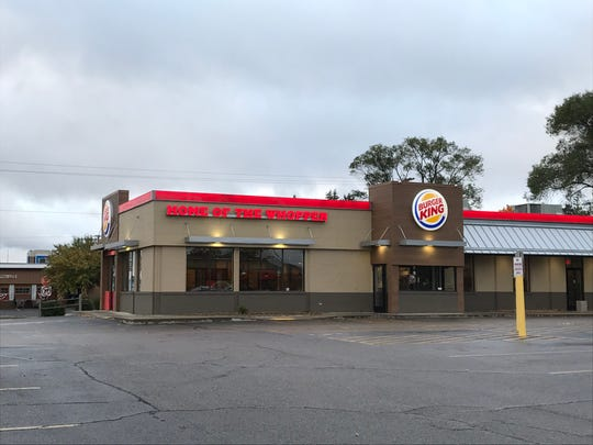 Burger King, 940 Eighth St. S. in Wisconsin Rapids