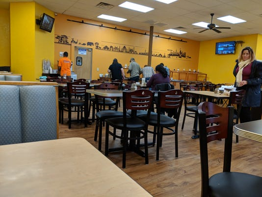 Lunch Bunch Namaste Indian Restaurant