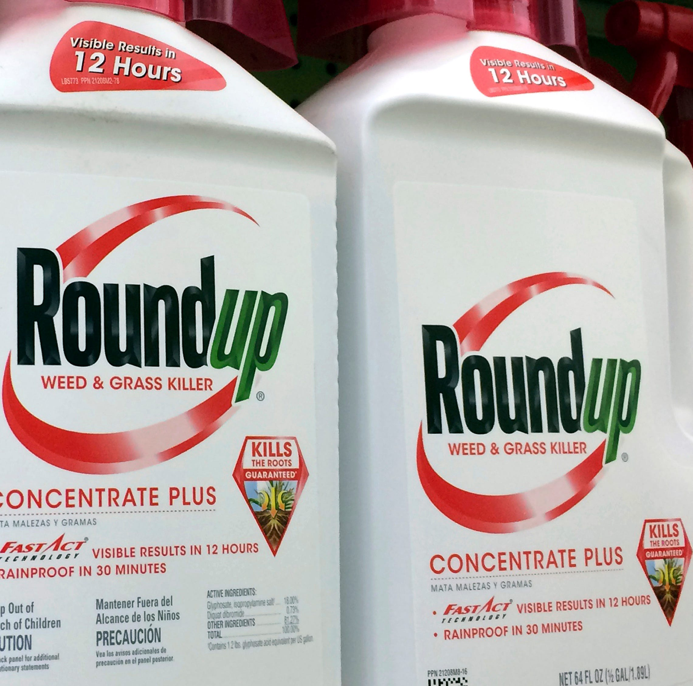 California jury orders Monsanto to pay $2 billion to couple who says Roundup caused cancer
