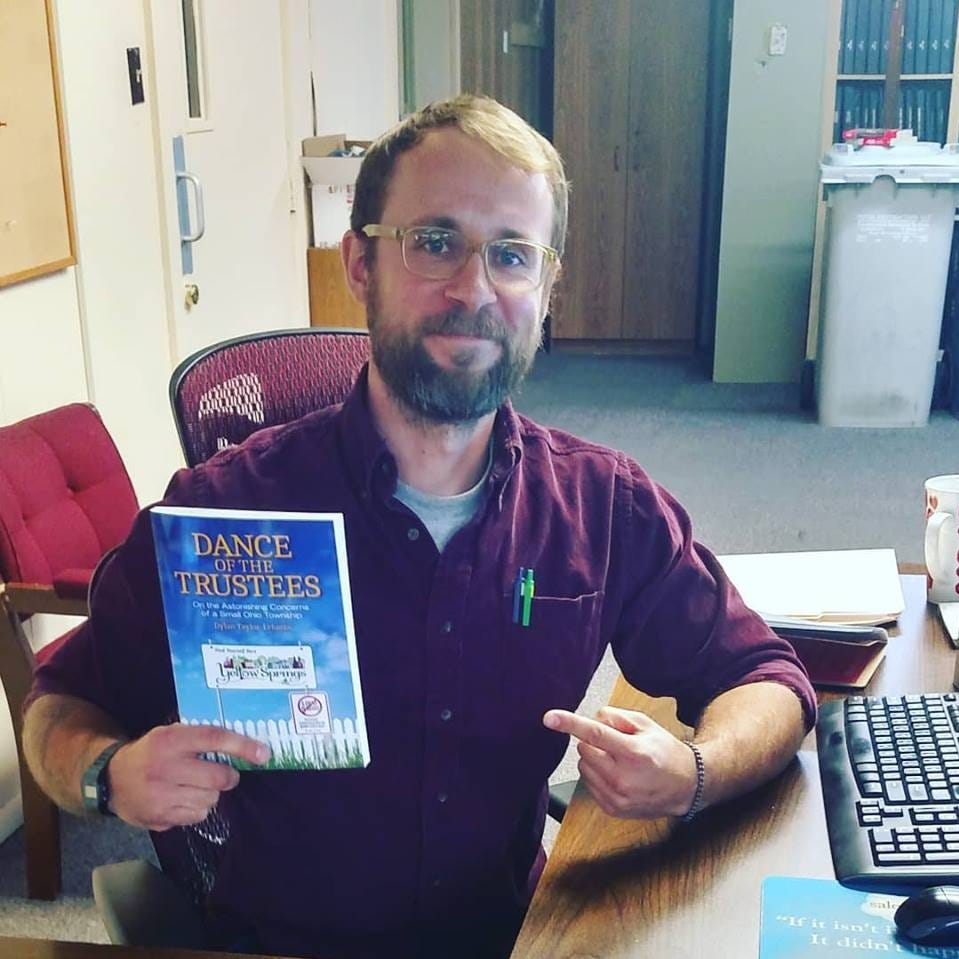 Zanesville native publishes first book on township trustees