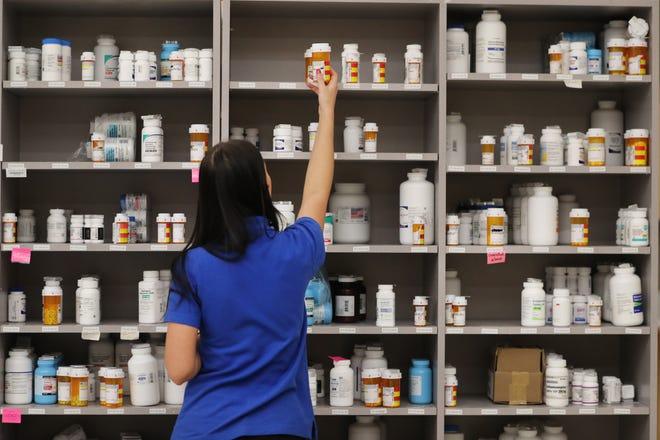 Pharmacy in Midvale, Utah.