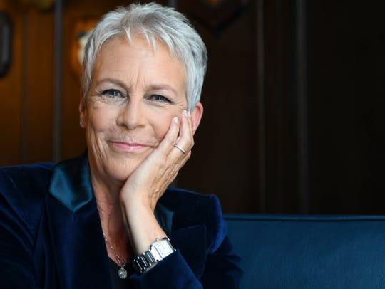 """I have accepted long ago to go where the love is,"" says Jamie Lee Curtis of her work in the horror genre. ""Be with people who love you, meaning be with people who want to work with you."""