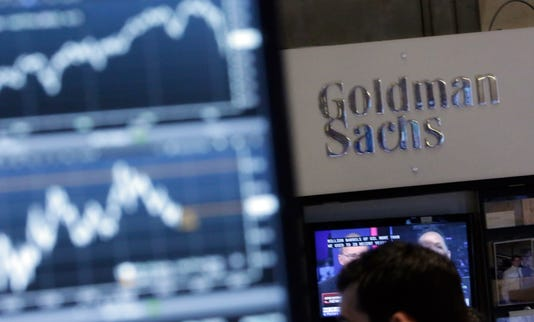 Ap Earns Goldman Sachs F File A Usa Ny
