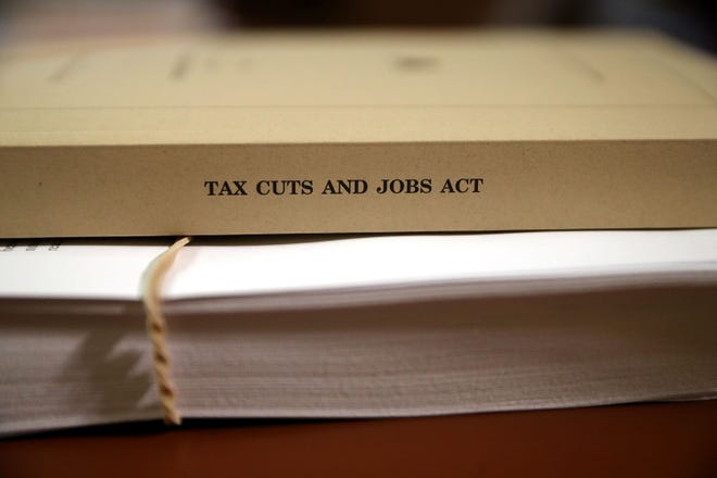 The Tax Cuts and Jobs Act Conference Report