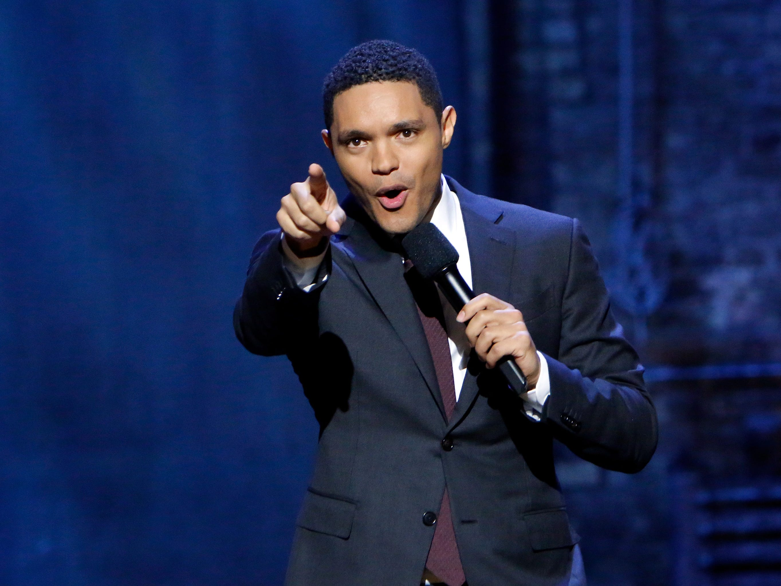 Trevor Noah claims Obama comforted him with Trump quip after comedian's major blunder