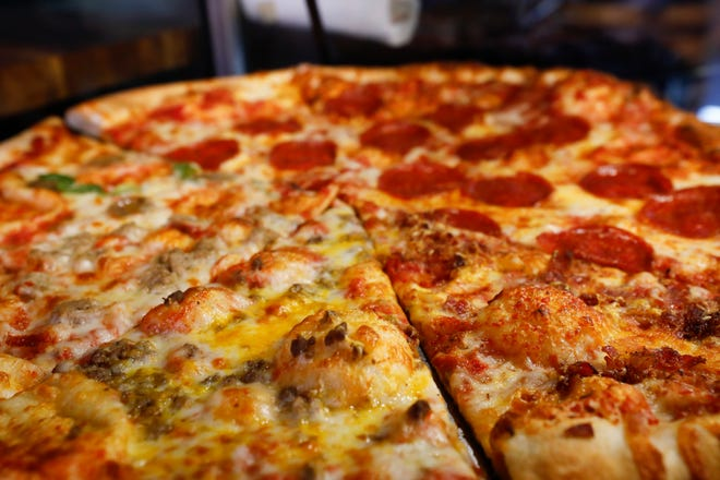 What pizza slice is the best in the country? TripAdvisor investigated. (Pictured: Unranked Goodfellas Pizzeria in Lexington, Ky.)