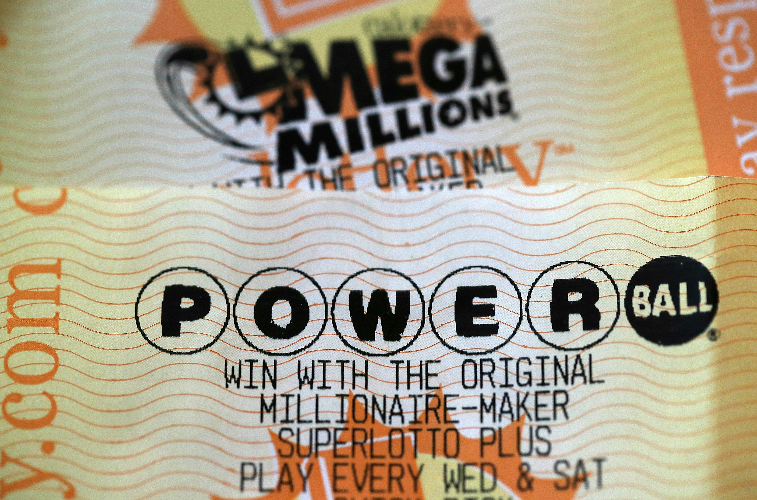 Powerball Winning Numbers Wednesday Jackpot Grows Megamillions Too