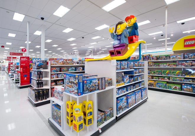 Target is expanding its space for toys and offering exclusives to woo customers this holiday season.