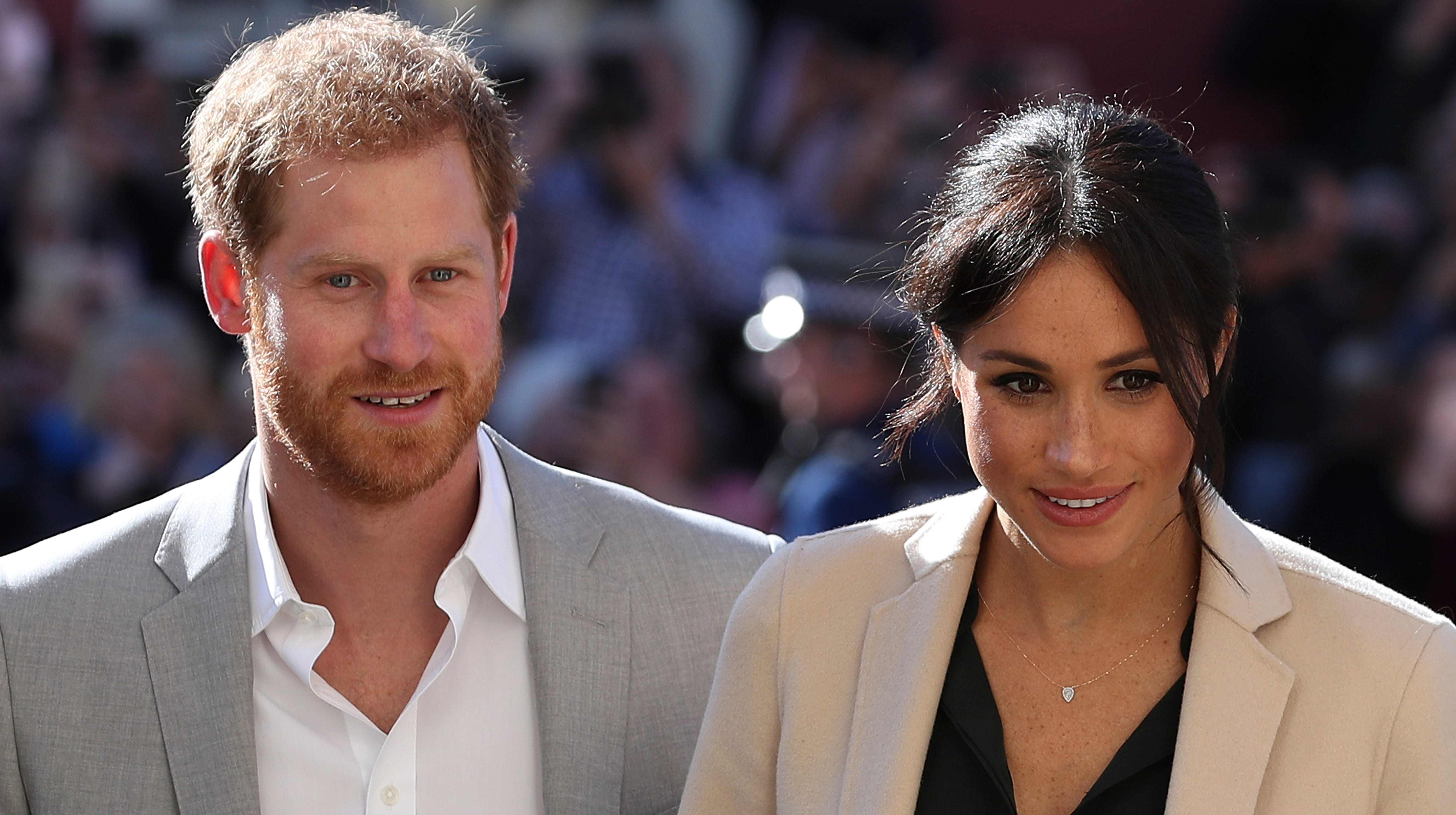 Redheads thrilled about (slim) chance Harry & Meghan's royal baby will be a 'ginger'