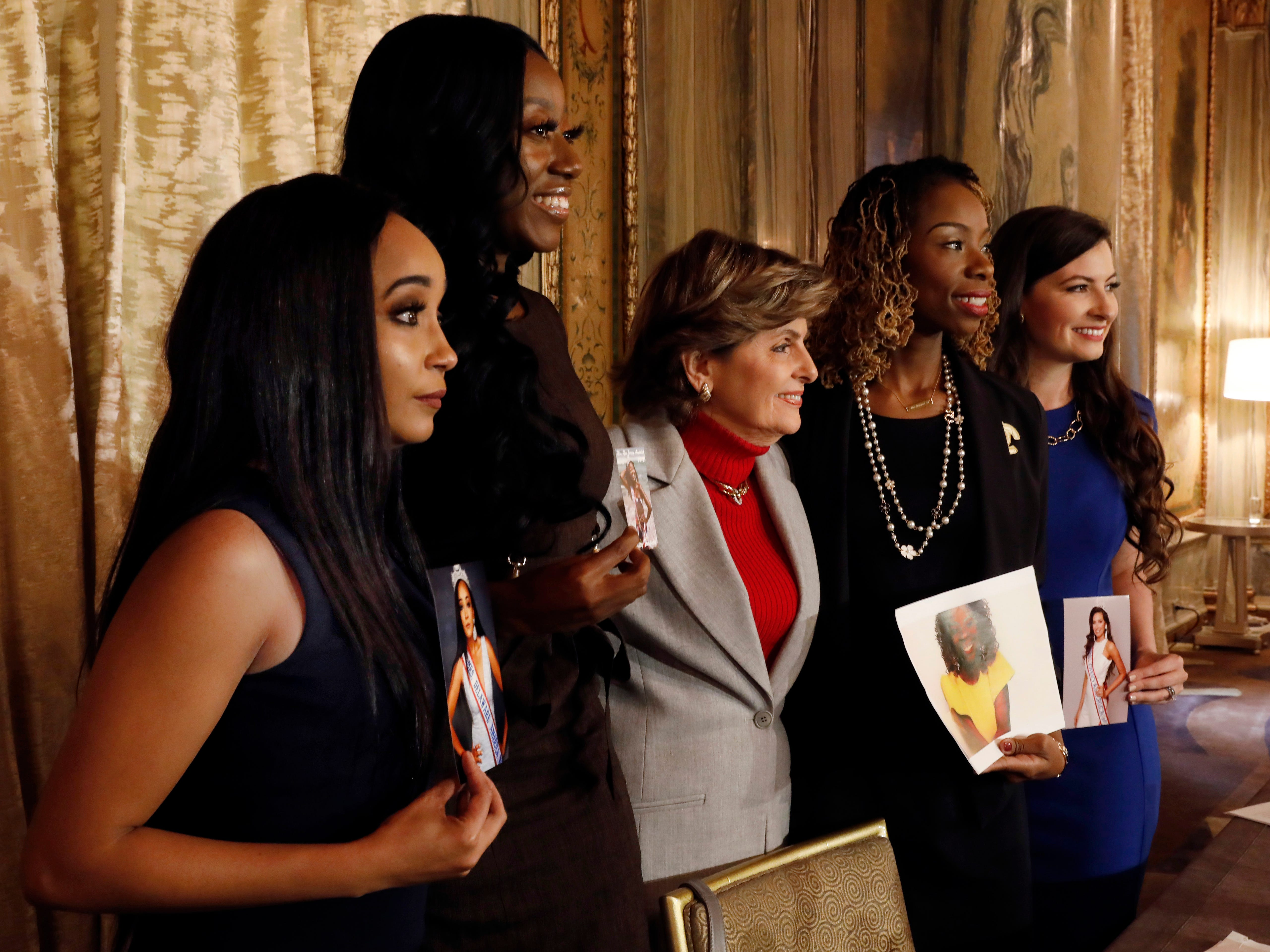 Mrs. America contestants accuse pageant co-founder of racist remarks, saying the N-word