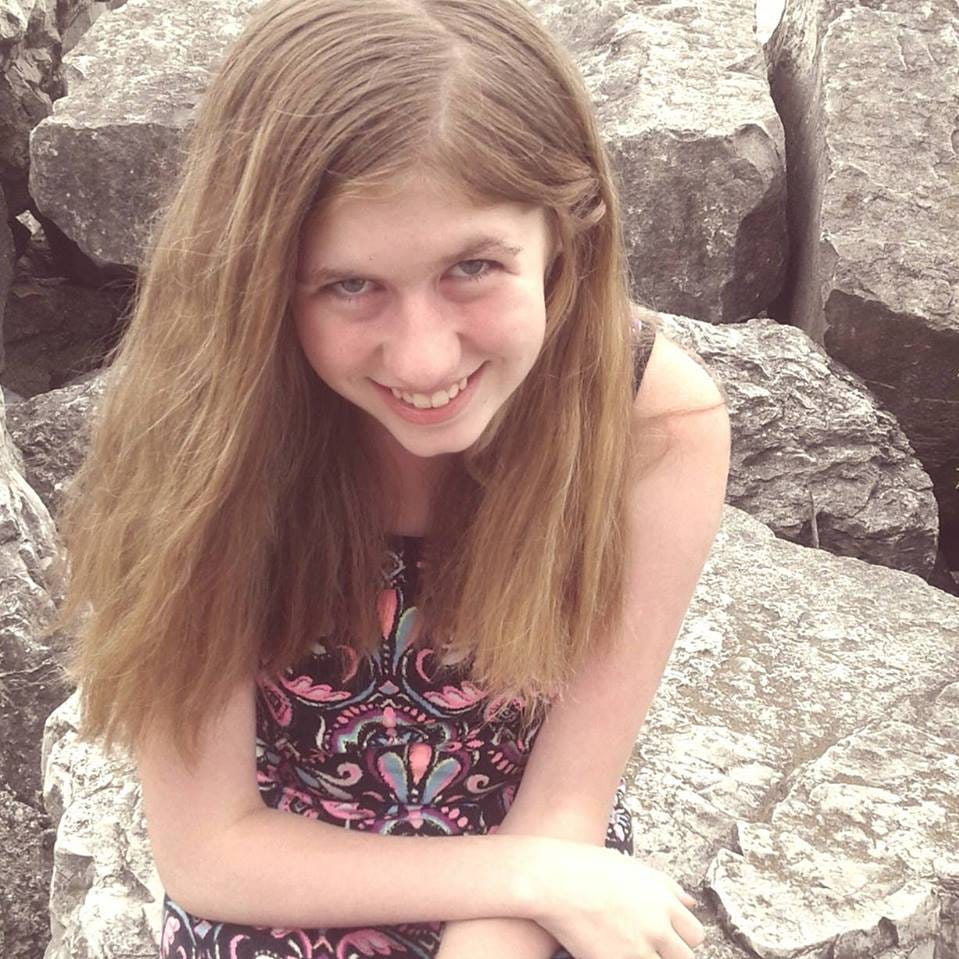 "Jayme Closs, 13, has been missing since Monday, when police found her parents dead at home. Barron County Sheriff Chris Fitzgerald believes she is ""endangered."""