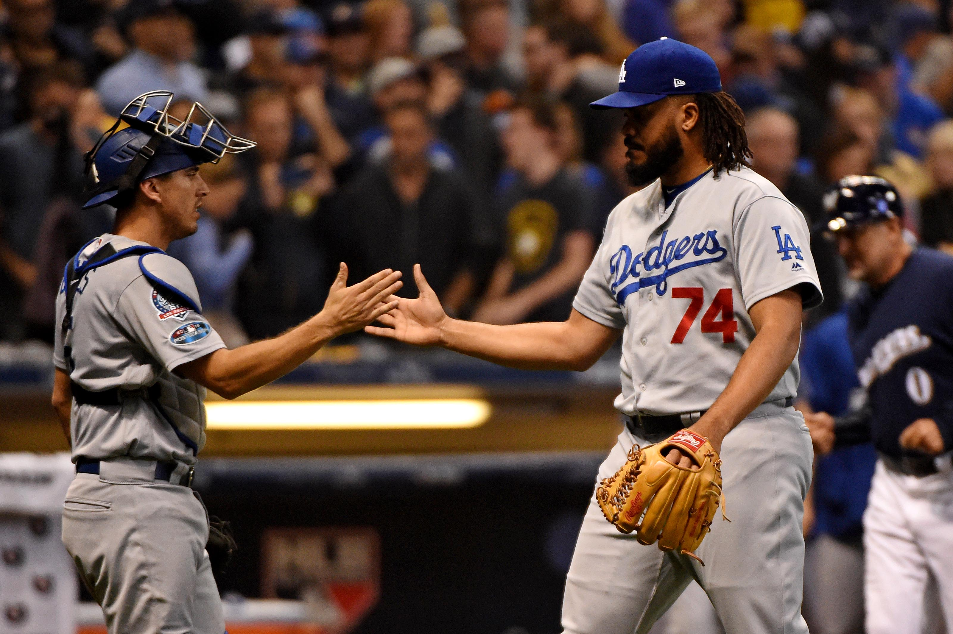 Dodgers fans get their wish: backup catcher Austin Barnes to start Game 4
