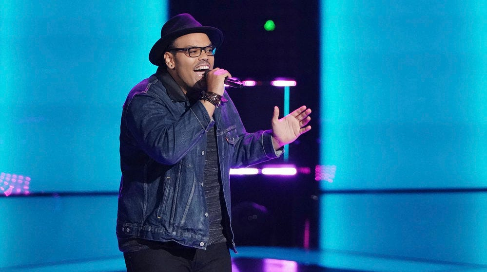 'The Voice' contestant finally makes the show after auditioning since Season 1