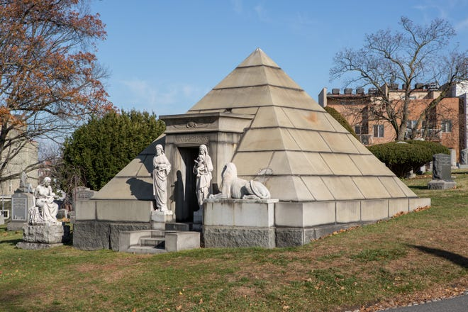 With more than a half-million permanent residents, Green-Wood Cemetery in Brooklyn, New York., is bigger than most cities.