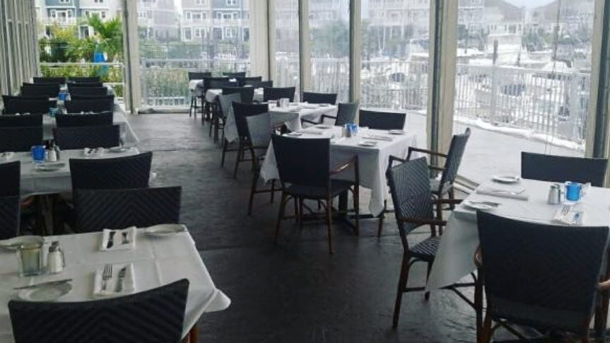 Not yet ready to give up dining outside? At these Shore restaurants, you don't have to.