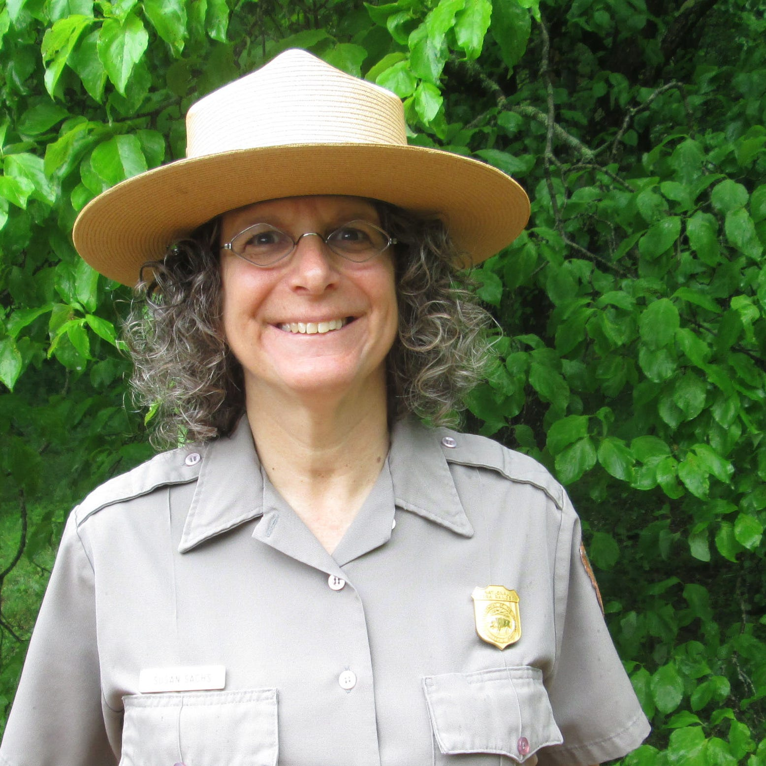 Susan Sachs is education branch chief for Great Smoky Mountains National Park.