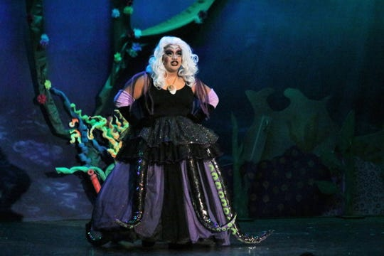 "In 2017, Elmira Notre Dame High School produced ""The Little Mermaid."""