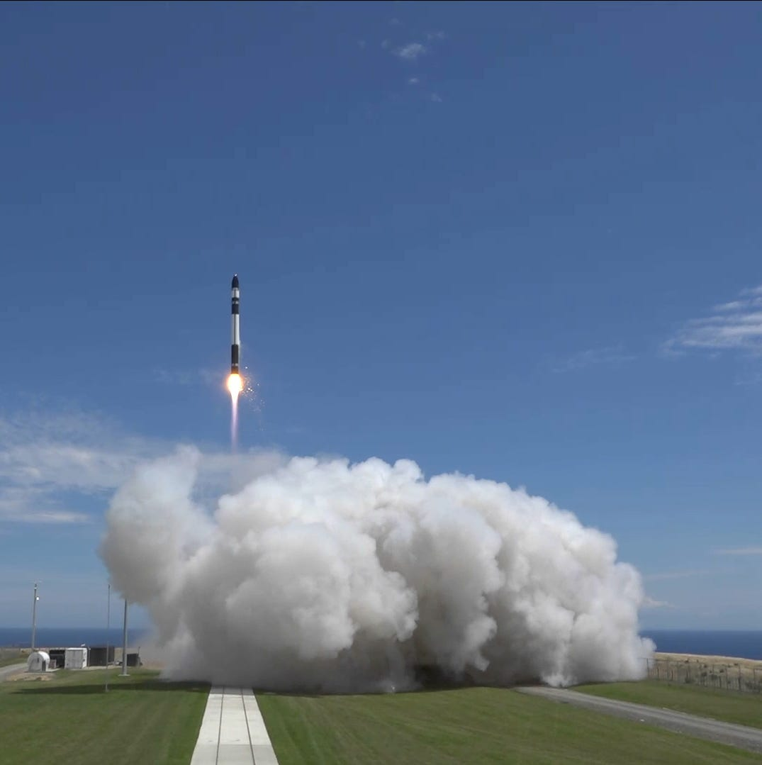 Rocket Lab picks Virginia over Florida for first US launch site