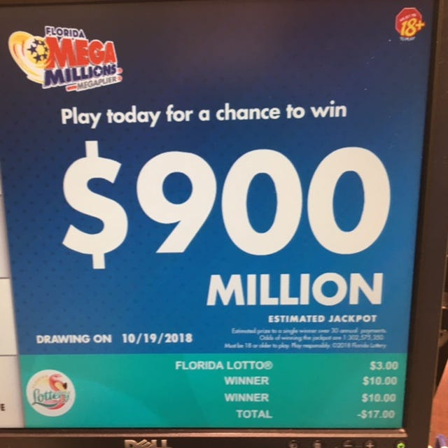 Mega Millions continues to reach new heights.